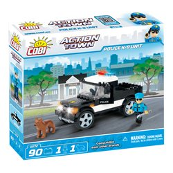 COBI Action Town stavebnice Policie