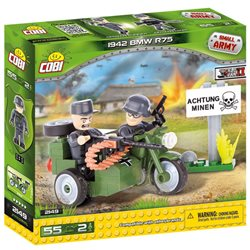 COBI Small Army stavebnice BMW R75
