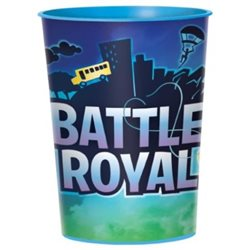 AMSCAN PLASTOVÝ KELÍMEK FORTNITE BATTLE ROYAL 473 ML